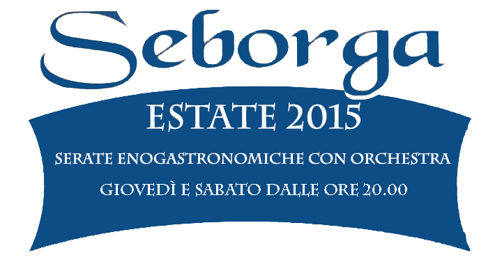 Eventi Estate 2015